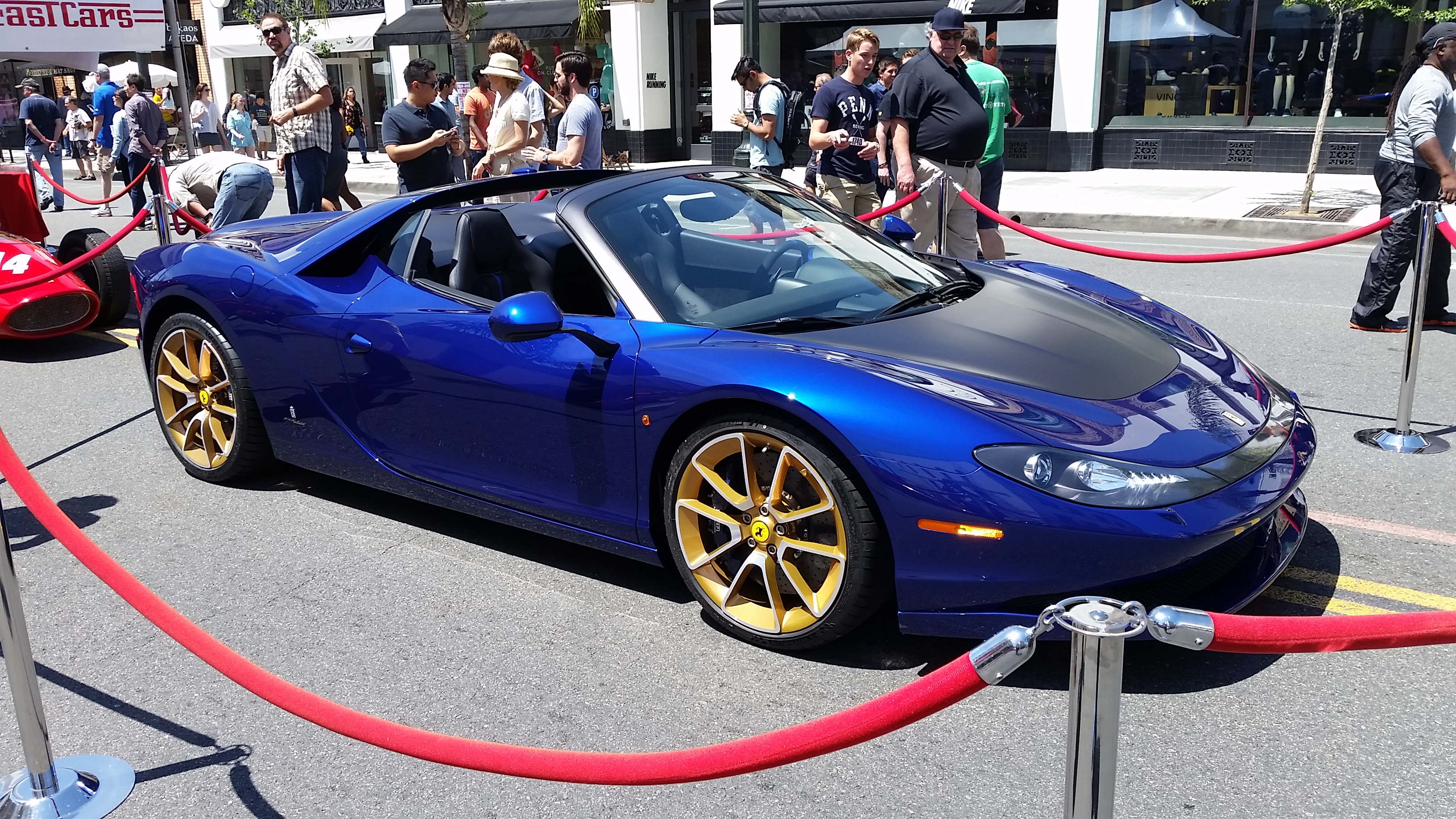 The Best Car Show Ever The Unmuffled Auto News - Beverly hills car show