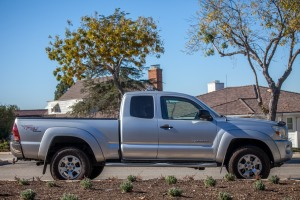 While the extended cab might not be the best for hauling people around, it gets the job done, and the truck looks nice.