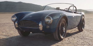 This is CSX 2000, the first Cobra ever made, not one of the continuation cars.