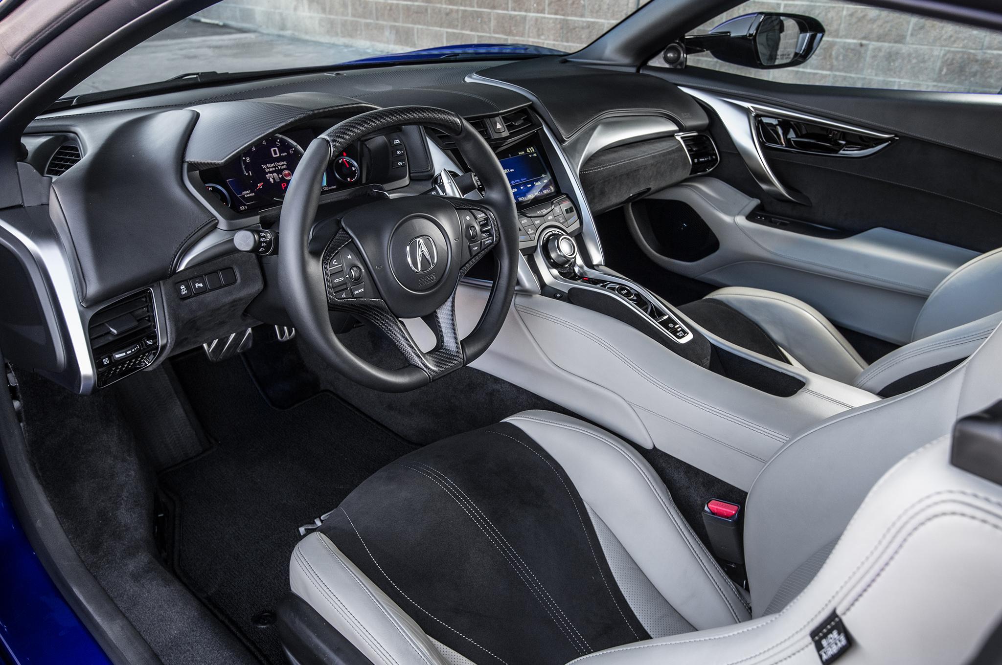 2017-acura-nsx-interior – The Unmuffled Auto News