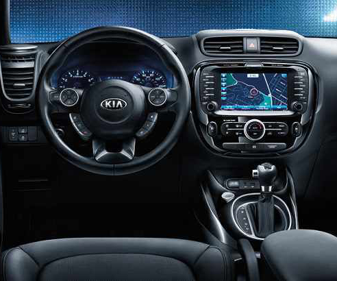 Marvelous 2017 Kia Soul Interior Nice Design